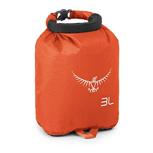 Osprey Ultralight DrySack 3, Poppy Orange, O/S von Osprey
