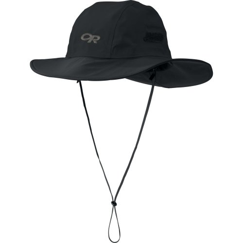 Outdoor Research Seattle Sombrero, Farbe L Schwarz von Outdoor Research