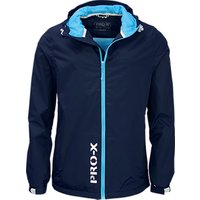 PRO-X Elements Kinder Flashy Jacke (Größe 104, Blau) von PRO-X Elements