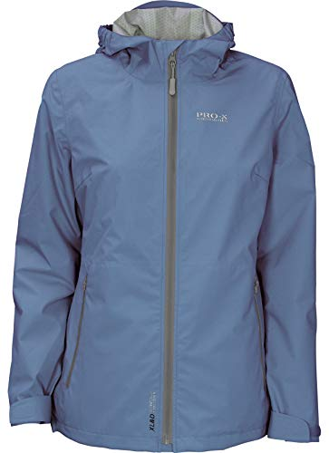 PRO-X elements Damen Jacke Kim, Coronet Blue, 40, 7766 von PRO-X elements