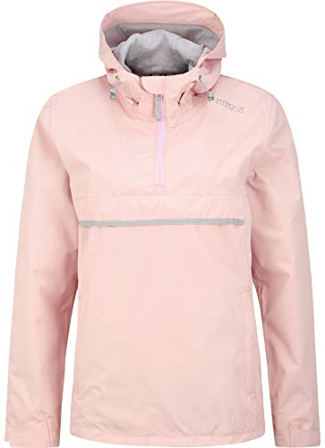 PRO-X elements Damen Lisa Jacke, Silver Pink, 42 von PRO-X elements