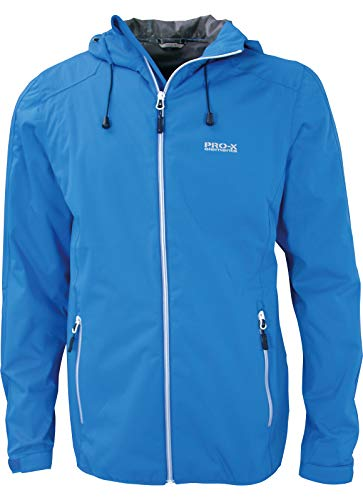 PRO-X elements Herren Jacke Donovan, Brilliant Blue, XXL, 7450 von PRO-X elements
