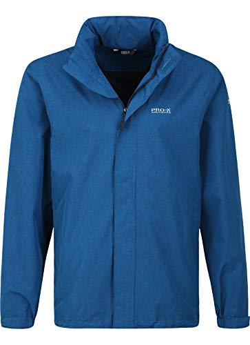 PRO-X elements Herren Ray Jacke, Peacock Melange, XL von PRO-X elements