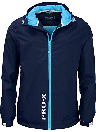PRO-X elements Kinder Jacke Flashy, Marine, 128, 9728 von PRO-X elements