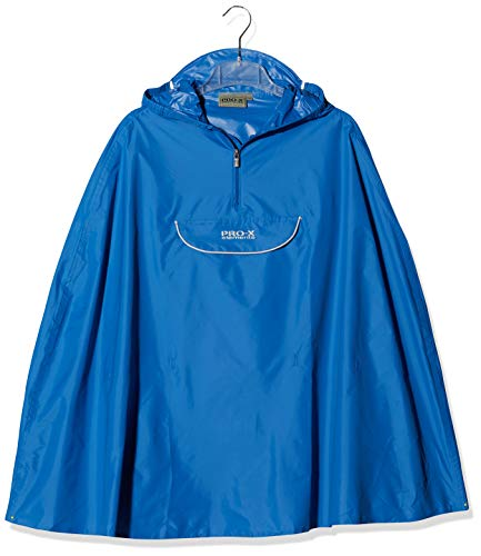 PRO-X elements Kinder Poncho Pasino, Royal, 116, 9045 von PRO-X elements