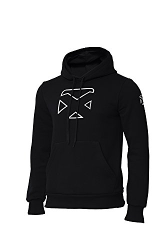 pacific Textilien Court Hoodie, black, XS, C463.13 von Pacific