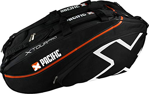 pacific Taschen X TOUR PRO - Racket Bag 2XL plus (Thermo), black, Standard, PC-7133.00.12 von Pacific