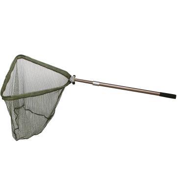 Kescherstange Stab f/ür Kescher Telekescherstab Telekopierbarer Kescherstab f/ür Angelkescher Paladin Alu-Kescherstab 2x100cm