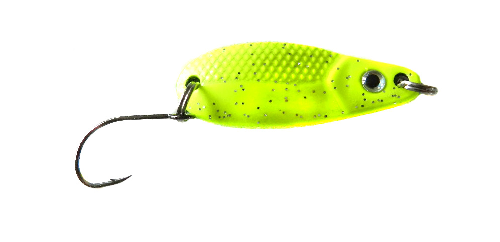 Paladin Trout Spoon The Eye 3,5g von Paladin
