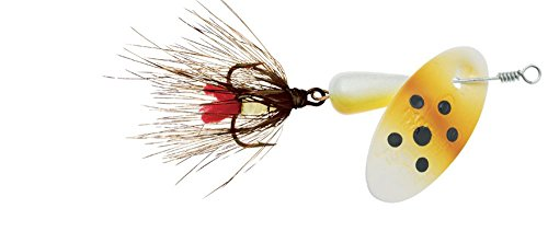 Panther Martin Nature Series Brown Trout Dressed Fishing Spinner PMBRT_6_D Nature Series Forelle Dressed Fishing Spinner von Panther Martin