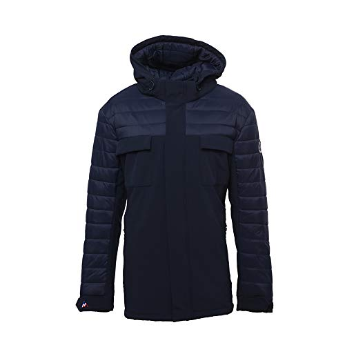 Peak Mountain Cantheon/Al Parka für Herren XL nachtblau von Peak Mountain