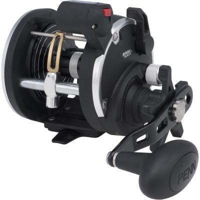 Penn Rival Level Wind 20 Lw Lc Lh Reel Box von Penn