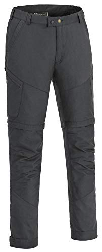 Pinewood Herren Tiveden TC Stretch Zip Off Hose, Anthrazit, C60 von Pinewood