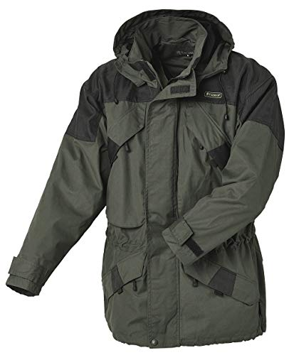 Pinewood Caribou TC Extrem Herren Trekkinghose moosgrün-schwarz