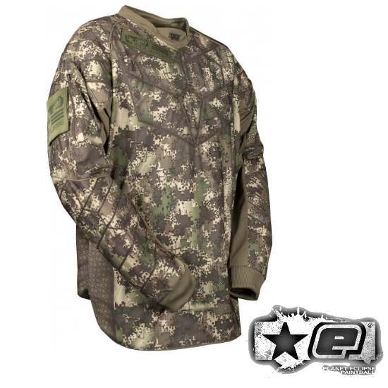 Planet Eclipse G3 Molle HDE Camo Paintball Jersey (3XL) von Planet Eclipse