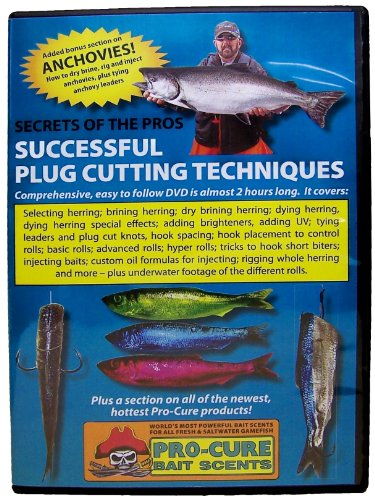 Pro-Cure Successful Plug Cut Techniques DVD von Pro-Cure