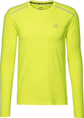 Pro Touch Damen Aimo Sweatshirt, Yellow Light, XL von Pro Touch
