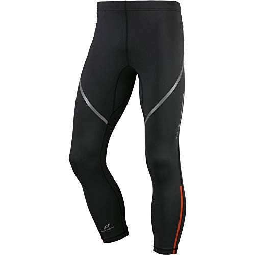 Pro Touch Herren Strike Tight, Black Night/Orange, XXL von Pro Touch