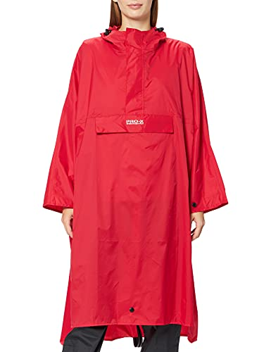 PRO-X elements Poncho Arosa, Rot, XL/XXL, 7183 von PRO-X elements