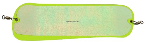 Pro-Troll Fishing Products HotChip 11 Flasher mit EChip (Glow Chartreuse, 27,9 cm) von Pro