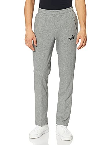 PUMA Herren ESS Logo Pants TR op SRL Hose, Medium Gray Heather, S von PUMA