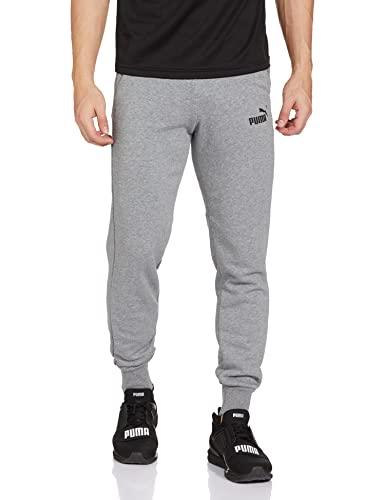 Puma Women ESS Sweat Pants FL cl Light Gray Heather