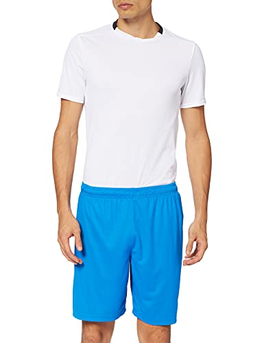 PUMA Herren Liga Shorts, Electric Blue Lemonade/White, S von PUMA