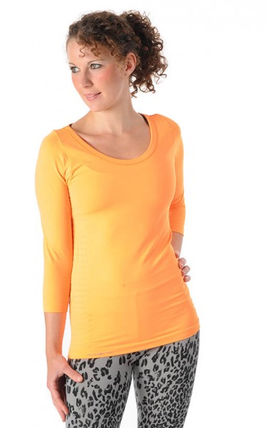 PURE LIME Seamless B-neck 3/4 Sleeve L/XL von Pure Lime
