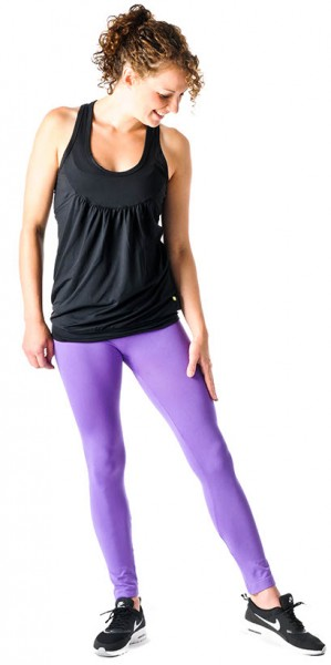 PURE LIME Seamless Leggings L/XL von Pure Lime