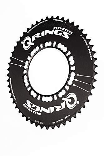 R ROTOR BIKE COMPONENTS Q Rings Q53AT(38) BCD110x5 Outer AERO von R ROTOR BIKE COMPONENTS