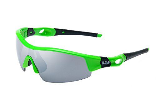 Wilson Sonnenbrille Sportbrille Radbrille WS5001 Rot 9YFTUDuH