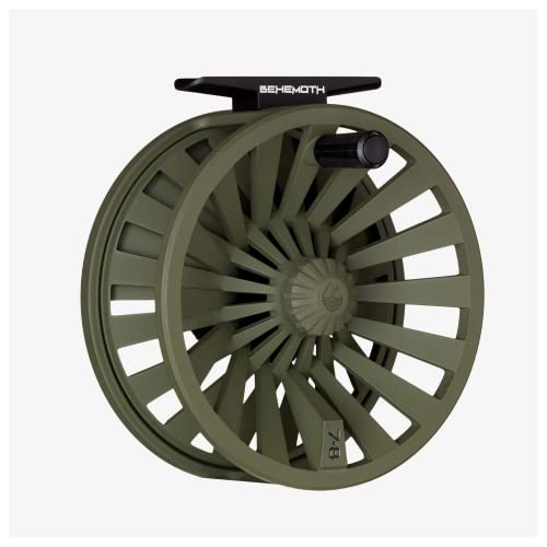 REDINGTON 5-5506R56R Behemoth 5/6 Reel O.D Green von REDINGTON