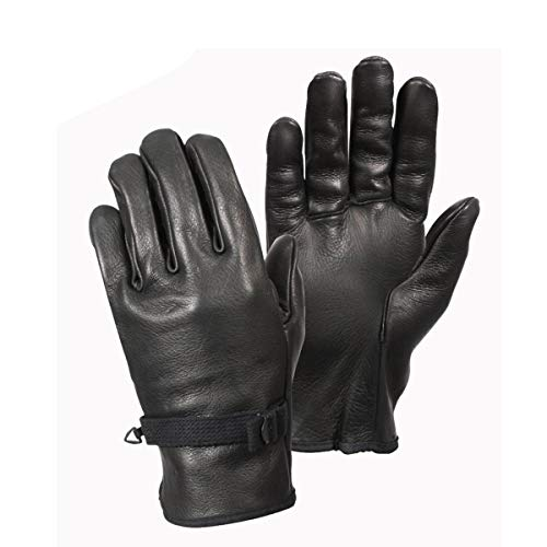 Rothco Leather D3-A Type Gloves von ROTHCO