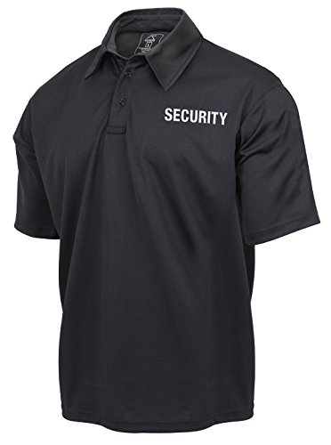 Rothco Moisture Wicking Public Safety Polo Shirt von ROTHCO