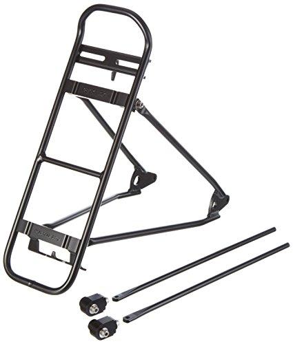Alu 650g Fahrrad System Gepäck Träger Racktime Foldit fix schwarz ca 20 Zoll