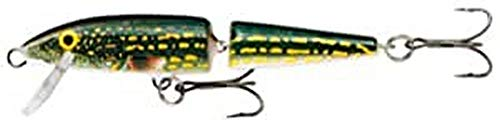 Rapala Unisex-Adult Jointed Locken, Pike, 13cm von Rapala