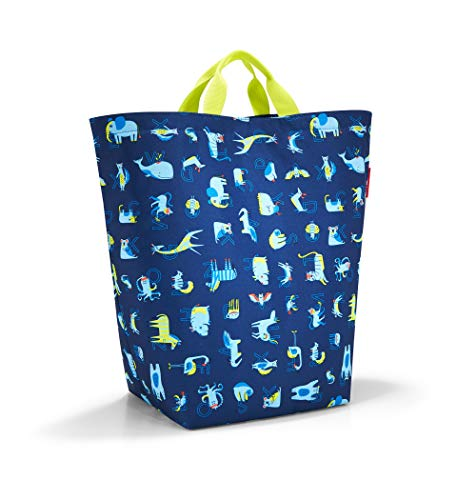 Reisenthel storagesac Kids ABC Friends Blue Sporttasche, 51 cm, 27 Liter, ABC Friends Blue von Reisenthel