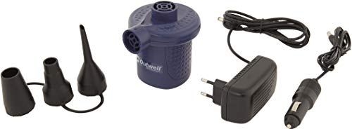 Outwell Pumpe Sky, 3 Adapter, schwarz, One Size von Outwell