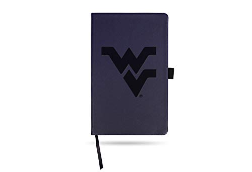 Rico Industries NCAA West Virginia Mountaineers Notizblock, Lasergravur, 13,3 x 21 cm von Rico Industries