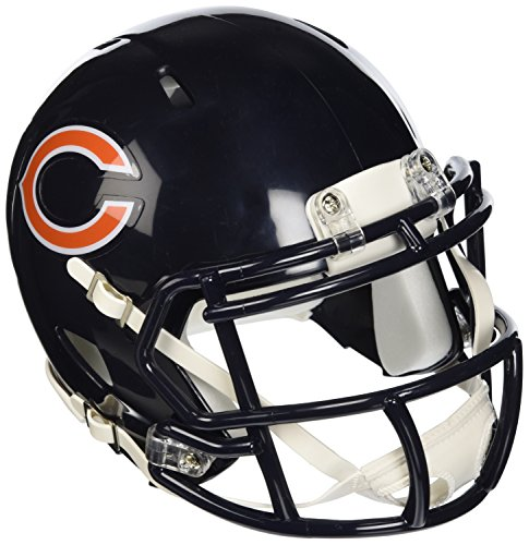 NFL Riddell Football Speed Mini Helm Chicago Bears von Riddell