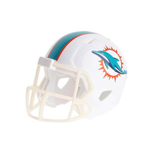 Riddell Speed Pocket Football Helm - NFL Miami Dolphins von Riddell