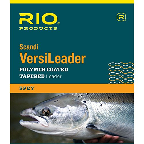 Rio Fly Angeln Licht Scandia 10 'INT. Fishing Tackle, Clear-Clear-Loop von Rio Brands