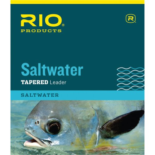 RIO Products Saltwater Knotless Leader 10Ft 10Lb 4.5Kg von Rio