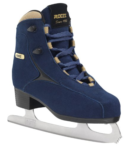Roces Caje Damen Schlittschuh, Blue-Gold, 36 von Roces