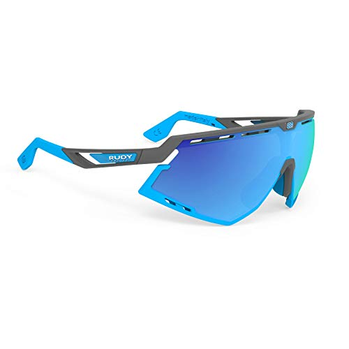 Rudy Project Defender Sportbrille -pyombo Matte-Azur/ML Blue von Rudy Project