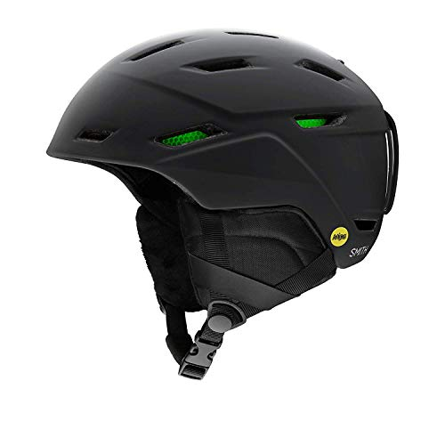 SMITH (SMIZD) Kinder Prospect JRMIPS Helm mit EPS Schaum, Matte Black, S-M / 48-56 von SMITH (SMIZD)