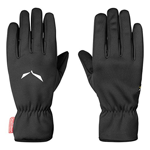 Salewa Damen WS Finger Gloves Handschuhe, Black Out, L von Salewa