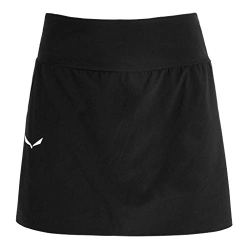 Salewa Anthermoia DST W Skort Damenrock, Damen, Rock, 00-0000028039, Verdunkelung (Black Out), 36 von Salewa