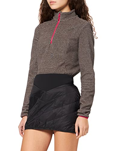 Salewa Damen Sesvenna Twr W Skirt Röcke & Skorts, Black out/3860, 50/44 von Salewa