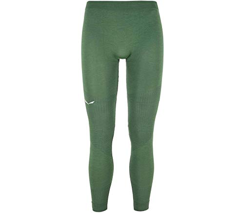 Salewa Herren ZEBRU MEDIUM WARM AMR M Tight Strumpfhosen & Leggings, Duck Green, 50/L von Salewa